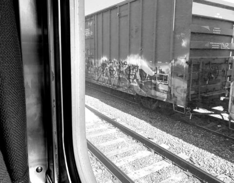 Trains……..where are we going now…..